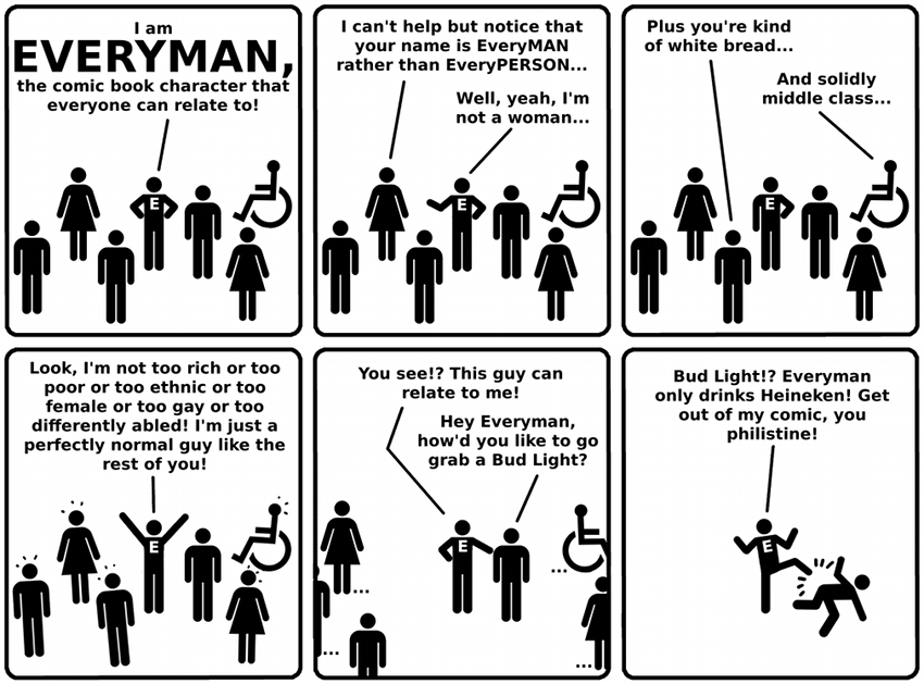 Guest Comic: Ataraxia Theatre – Everyman Comics