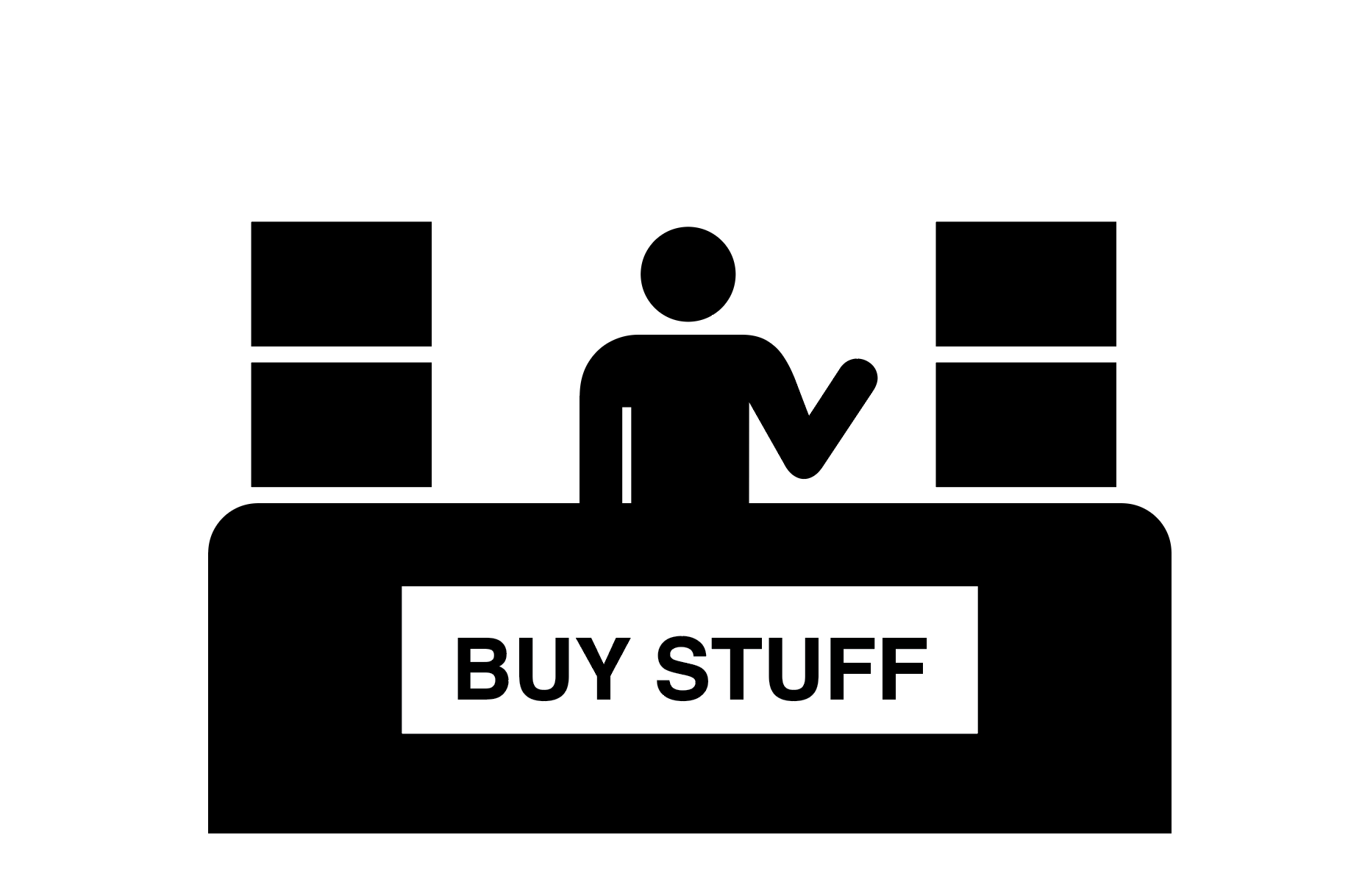 BUY STUFF or... not?
